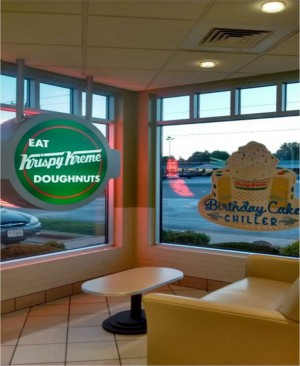 Dunkin Donuts Krispy Kreme Location